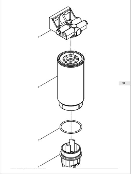 Weichai Deutz Td226b Eries Diesel Parts Catalogue
